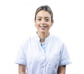 Tandartsassistent Sarah PUUR Scheemda